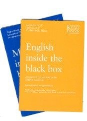 book English Inside the Black Box