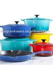 Cast Iron Cookware 3 set