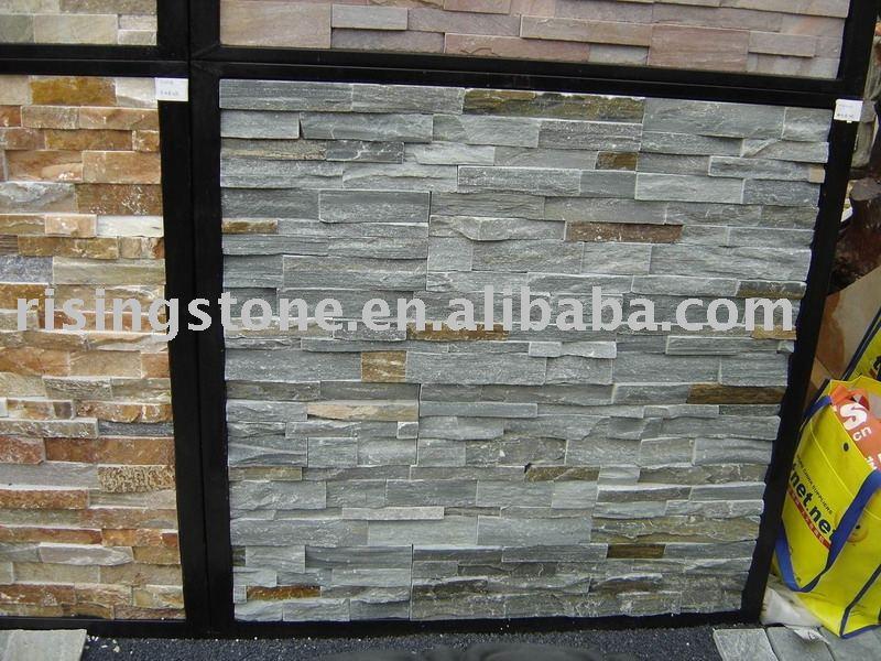 Muro di pietra ( pietra naturale rivestimento della parete, pannello ...