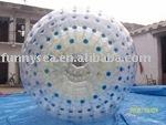 2012 good quality PVC inflatable Zorb ball