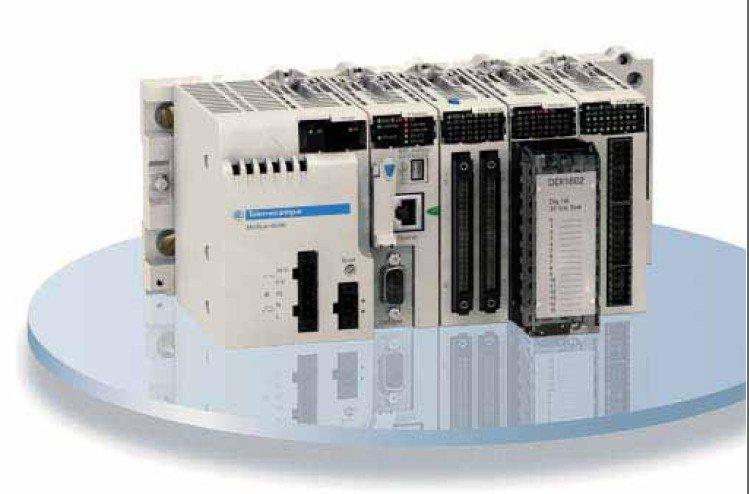 Modicon M340 PLC ( controlador programable )