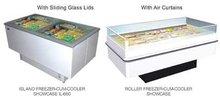 Island Freezers / Coolers