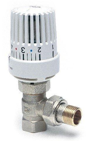 1 2 termost tica de la esquina de la v lvula del - Valvula termostatica radiador ...