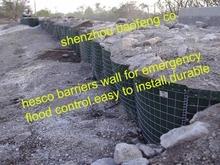 Hesco Gabion Wall (weld mesh gabion )