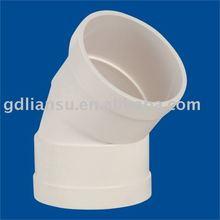 PVC-U Drainage Fittings(BS Standard):45 degree Elbow
