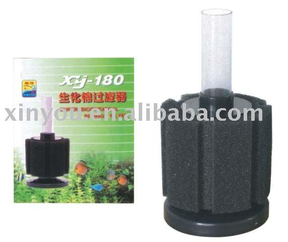 aquarium sponge filter, View aquarium sponge filter, xinyou Product ...