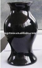 Stone Vase ( Granite Flower Vases , Shanxi Black Vase)