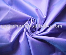 nylon and polyester interwoven fabric/ twill fabric