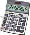 12 dígitos de la calculadora
