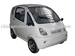 electric car with EEC certificate