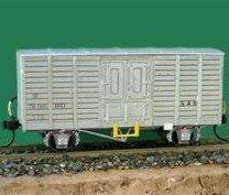 Railways scale models - OE Goods Wagon - N Scale Decals