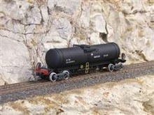 Railways scale models - X20 Water Tanker - N Scale Decals