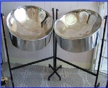 D-TENNOR steelpan