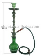 70cm Special Iron Shisha With Green Vase