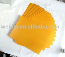 Golden inkjet Printing PVC sheet(Instant inkjet PVC material)