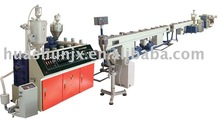 pe water/gas pipe extrusion line