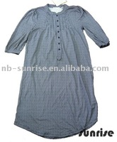 women sleepwear-cotton night dress