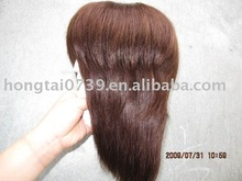 wig 3pcs/clip on hair extension/hair product