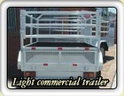 Picollo light commercial trailers