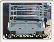 Picollo light commercial trailers