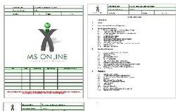 Environmental Management System sample templates