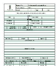 deviation request form template .
