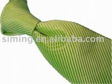 100% Silk Pleated Fashion Neck Tie