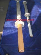 Cast bollard