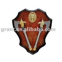 Axe/fantasy axe/fancy axe/dragon axe/metal craft/decorative axe/camping axe/outdoor tool/hunting axe/spear/steel axe