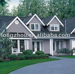 High Quality Coloured Asphalt Roofing Shingles