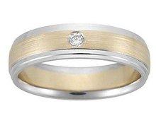 Cyclone Wedding ring