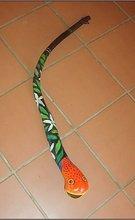 Frog horns Crafts--Poison dart frog