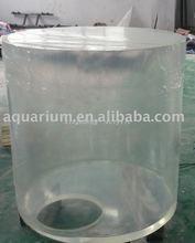 Round Acrylic Fish Aquarium