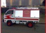 Mini Fire Truck