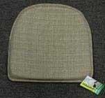 Chair Pads-Bahama Wheat