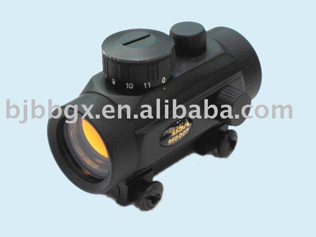 1X30 RD Red dot Riflescope