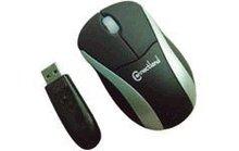 2.4G Mini Wireless USB Optical Mouse, 800dpi, Black Color (CL-MS-080RF)