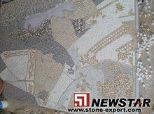 Mosaic inlay,Mosaic flooring,wall mosaic