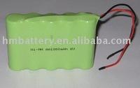 High power NiMh batteries