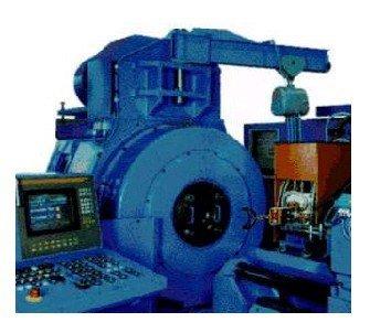 rotary swaging machines