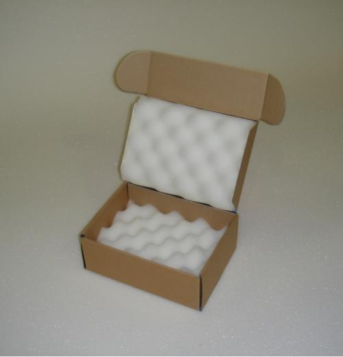 Espuma de poliuretano -- perfil de espuma