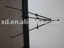 Profissional suporte de alumínio tripé