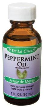 De La Cruz Peppermint Oil for skin