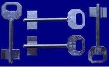 Elzett key blanks