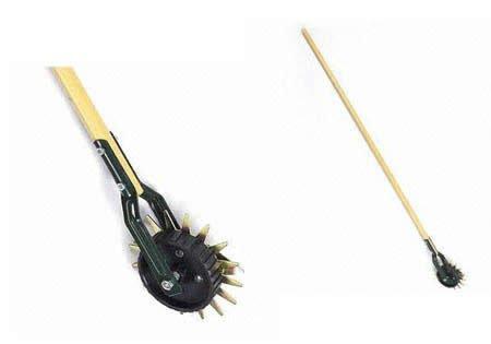 how do you use a manual lawn edger rh homeownershub com Single Wheel Lawn Edger Easy to Use Lawn Edger