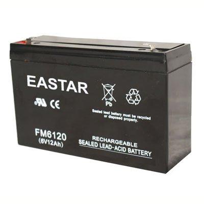 6V 12AH SLA Battery