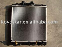 Radiator compatible with HONDA AT