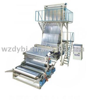 SJ-50 High Speed Film Blowing Machine/PE film Blowing Film Machine/PE Film Extruder/PE LDPE HDPE Plastic Film Blowing Machine