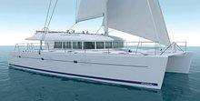 sail catamaran Lagoon 620
