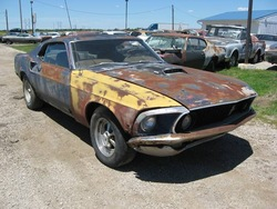 1969 Ford Mustang Mach 1 used car